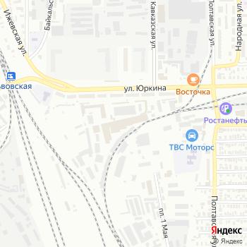 Ван-Трейд на Яндекс.Картах