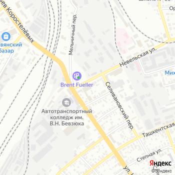 Фуяо-Автостекло на Яндекс.Картах