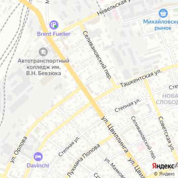 Ассоциация Автомобильных Школ Оренбуржья на Яндекс.Картах