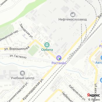 Мир плюс на Яндекс.Картах