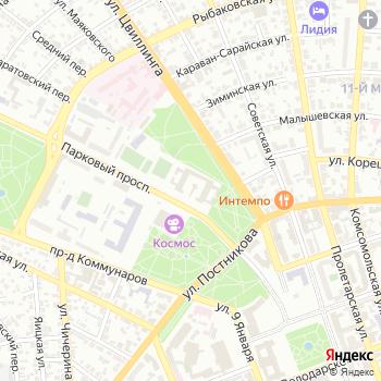 Караван-Сарай на Яндекс.Картах
