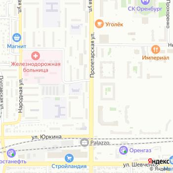 Тет-а-Тет на Яндекс.Картах