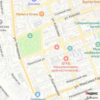 Подводное снаряжение на Яндекс.Картах