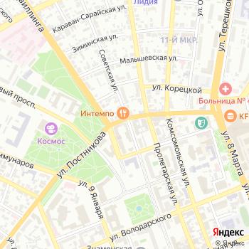 Отдел социально-трудовых отношений экономики и перспективного развития на Яндекс.Картах