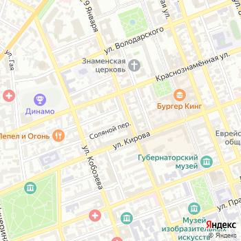 Блинная на Яндекс.Картах