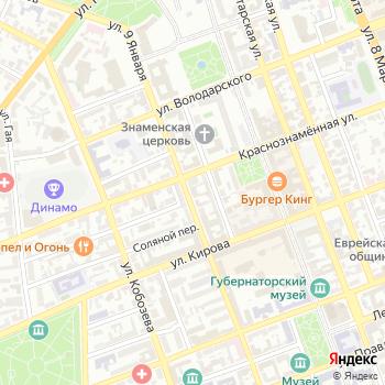 Золотое кольцо на Яндекс.Картах