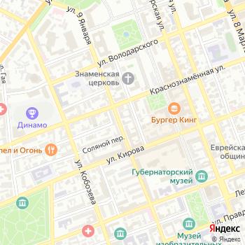Time-оn на Яндекс.Картах