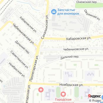 Лига-93 на Яндекс.Картах