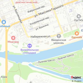Государственная инспекция по маломерным судам МЧС России по Оренбургской области на Яндекс.Картах