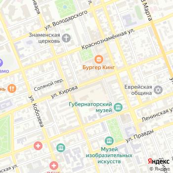 Шпилька на Яндекс.Картах