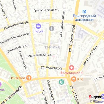 Соверен на Яндекс.Картах