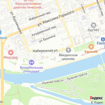 Центр дополнительного профессионального образования и инновационных технологий на Яндекс.Картах