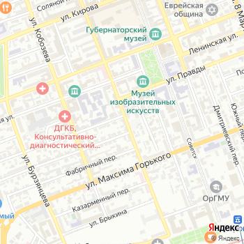 Вселенная красоты на Яндекс.Картах