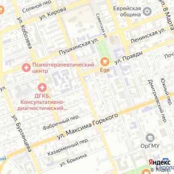 ОСС Урал на Яндекс.Картах