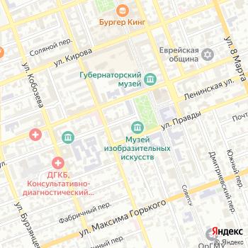 Щит Тероса на Яндекс.Картах