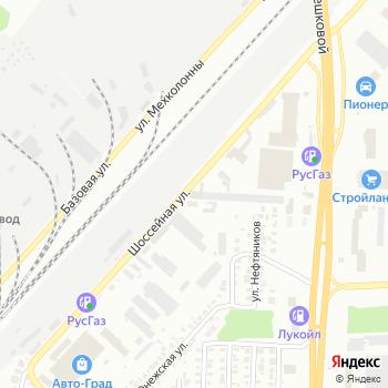 Автодизель на Яндекс.Картах