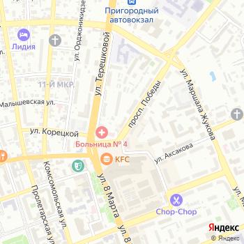 Доброта на Яндекс.Картах