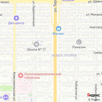 Обелиск на Яндекс.Картах