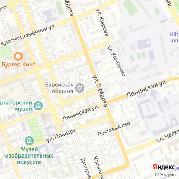Мещанские штучки на Яндекс.Картах