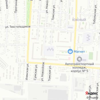 Детский сад №122 на Яндекс.Картах