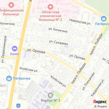 Азани на Яндекс.Картах