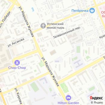 Камерный оркестр Оренбургской областной филармонии на Яндекс.Картах