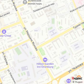 Арго на Яндекс.Картах