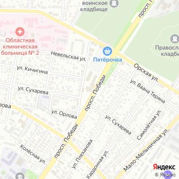Жилищный капитал на Яндекс.Картах