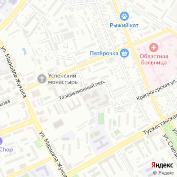 Южно-Уральский Центр Социальных Исследований на Яндекс.Картах