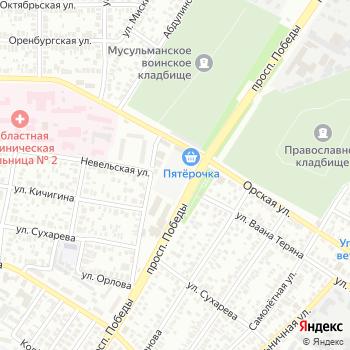 ABC на Яндекс.Картах