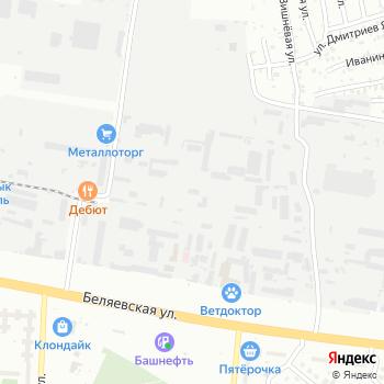 Виломикс на Яндекс.Картах