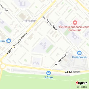 Средняя общеобразовательная школа №54 на Яндекс.Картах
