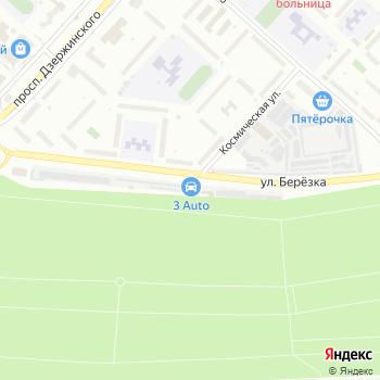 Автотехсервис на Яндекс.Картах