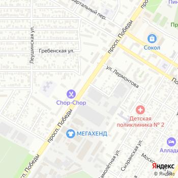 Технология на Яндекс.Картах