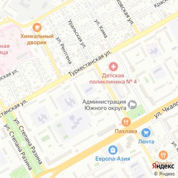 Детский сад №33 на Яндекс.Картах