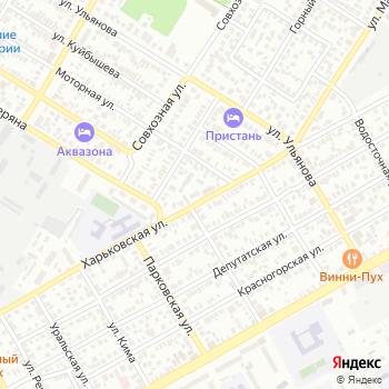 Геостройсервис на Яндекс.Картах
