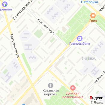 Подъезд №1 на Яндекс.Картах