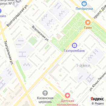 Мировые судьи Дзержинского района на Яндекс.Картах