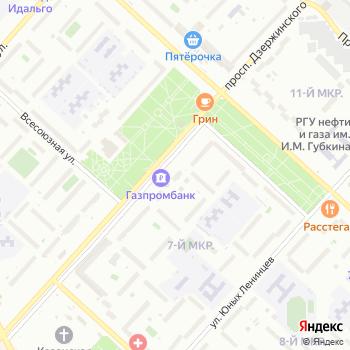Яик Плюс на Яндекс.Картах