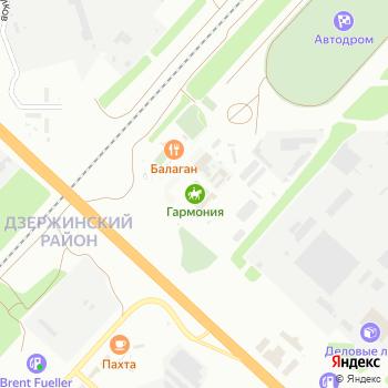 Энергощит на Яндекс.Картах