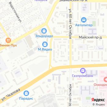 Янтарь на Яндекс.Картах