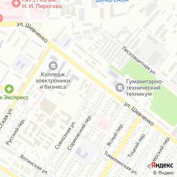 Радио Шансон в Оренбурге на Яндекс.Картах