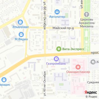 Ты и Я на Яндекс.Картах