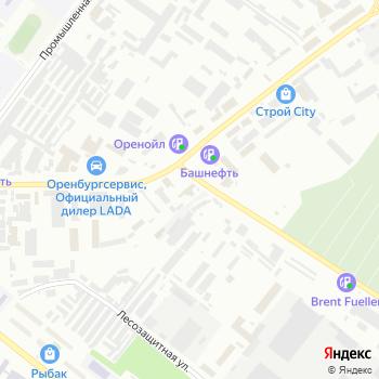 Теплый стан на Яндекс.Картах