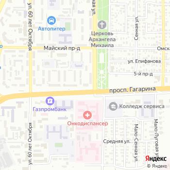Магазин рыболовных принадлежностей на Яндекс.Картах