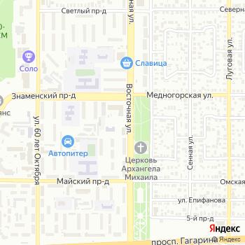 Акустика на Яндекс.Картах