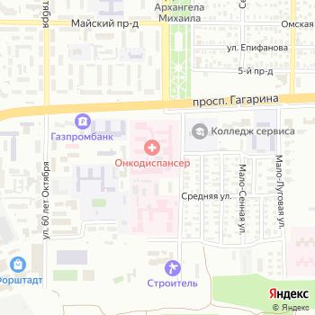 Внешторгэкономстрой на Яндекс.Картах