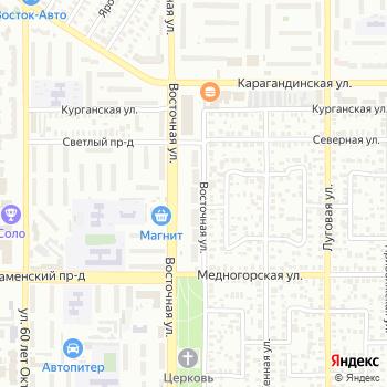 Aura Distribution на Яндекс.Картах