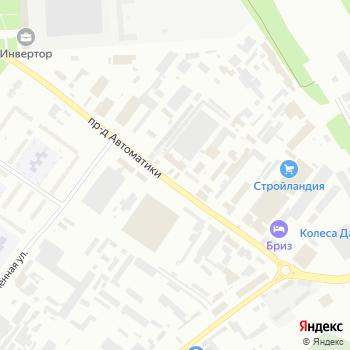 Котлы и плиты на Яндекс.Картах