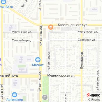 За рулем-Оренбуржье на Яндекс.Картах